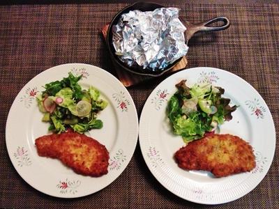 >野菜がうまうまブロッコリーとカリフラワーのホイルチーズ焼き♪ by みなづきさん