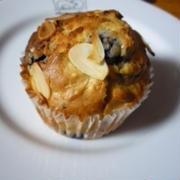 ブルーベリーマフィン Blueberry Muffin