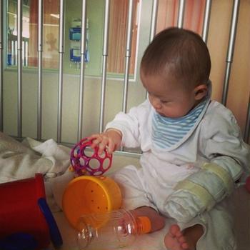 また入院 1週間ほど!