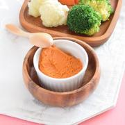 白ねり胡麻ケチャップディップで温野菜【スパイス大使】ハウス『白ねり胡麻』モニター