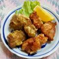 ホンマでっかな鶏のから揚げ