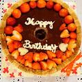 Birthday Cake/お誕生日ケーキ/เค้ก