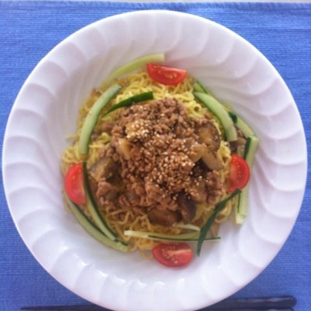 夏野菜☆担々麺