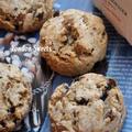 ココナッツオイルと米粉のヘルシースコーン