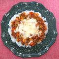野菜たっぷりミートチーズドリア(リメイク)(作り置き)(舞茸ダイエット)