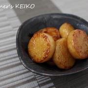 【簡単・時短!野菜のおかず】長芋のバター照り焼き