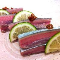 徳島のすだちで〆新秋刀魚は醤油麹で美味しい!