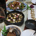 ◆鰤大根と揚野菜のバルサミコのおうちごはん♪~ゆるやか糖質制限中♪