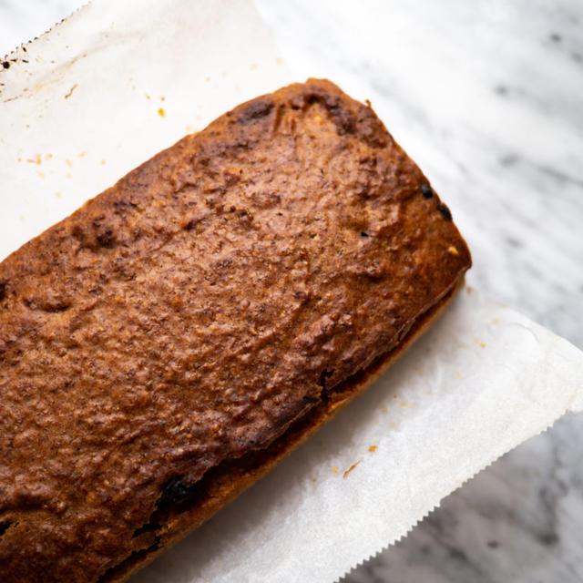 VEGAN CARROT CAKE ヴィーガンキャロットケーキ