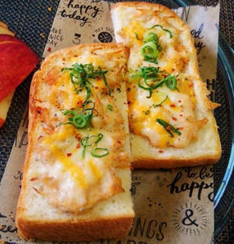 朝食やランチに!「明太×しらす」で作るごはん、パン、麺