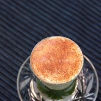 カカオシュガーで、抹茶ソイラテ。