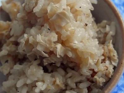 >新生姜と湯葉の炊き込みご飯 by 越後屋さん