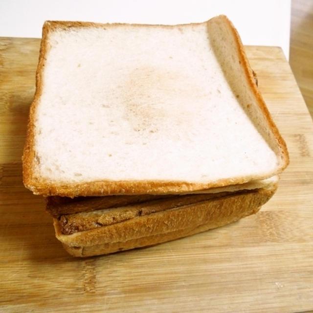 お得なパンのミミでラスク