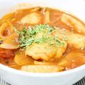 ホールトマトの鶏胸肉のトマト煮 レシピ・作り方