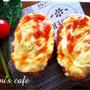 ♡フランスパンde作る♪チーズとたまごのオープンサンド♡【#おやつ#ランチ#おもてなし】
