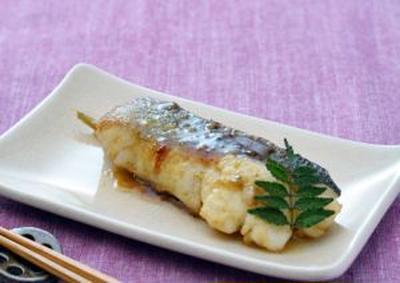 タラの柚子こしょう焼き。(忙しい日に) チキンソテー、コーンスープの晩ごはん。