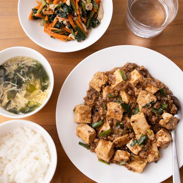 八丁味噌が決め手!我が家の麻婆豆腐。
