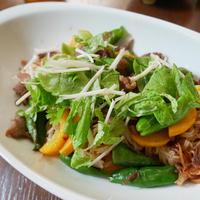 焼き素麺トムヤム風味