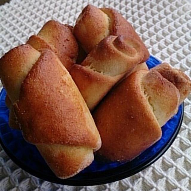 米粉ロールパン