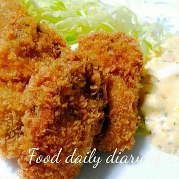 あさイチ 牡蠣フライ