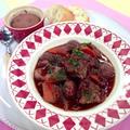 2月8日のアツアツキッチンは!ブルゴーニュ風牛肉の煮込みとフォンダンショコラ♪