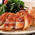 鶏胸肉de柚子こしょうポン酢☆照り焼きチキン by ジャカランダさん