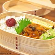 【今日のわっぱ弁当】ハヤシライス