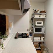 わが家のキッチンです