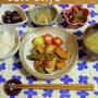 【作り置き】鶏胸肉とししとうの甘酢炒め