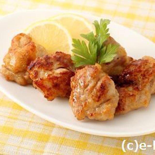 醤油麹でふっくら!『鶏の唐揚げ』