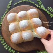 しっとりやわらか♪「ミルクちぎりパン」5つのおすすめレシピ