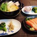 どんど焼きと塩麹柚子鍋♪ by みなづきさん