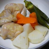 鶏肉と長いもの甘酢煮 ミツカン カンタン酢