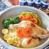 チキンと野菜の蒸し煮モロッコ風