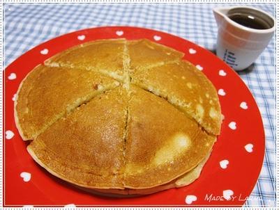 おいしいパンケーキの食べ方♪