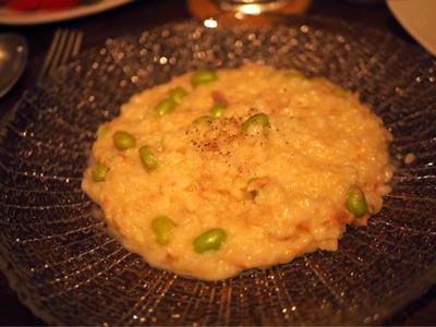 【レシピ】簡単リメイク料理!枝豆チーズリゾットの作り方