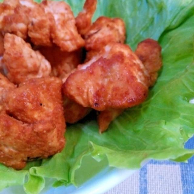 簡単で美味しい☆鶏むね肉の漬け焼き