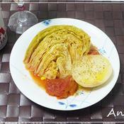 ☆トムヤムクン味のトマト煮野菜☆