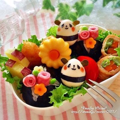 暮らしニスタさん特集*思わず胸キュン♡子どもが喜ぶキャラ弁 春セレクション掲載のお知らせ