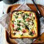 ♡トースターde超簡単♡カルボナーラな食パンキッシュ♡【#時短#節約#たまご#トースト#食パン】