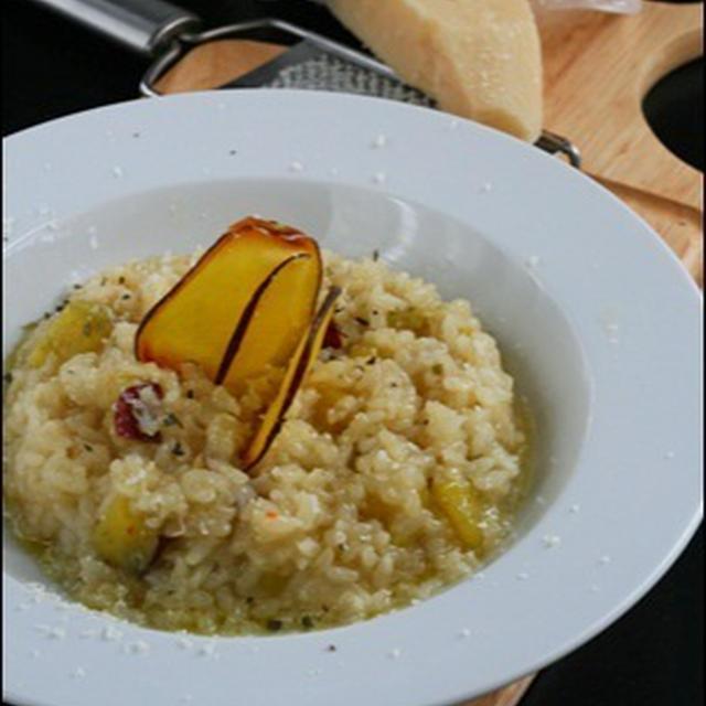 staub Cooking No.58 『栗とさつま芋のリゾット』