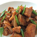 No.011 高野豆腐とキムチとごぼうの炒め煮 by 高野豆腐さん