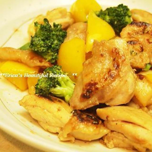 【塩麹レシピ】鶏もも肉の塩麹にんにく焼き♪