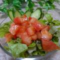 常備菜 塩トマト