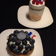 祇園の新店♪ラ・メゾン・ジュヴォーでバースデー・ケーキ
