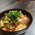 肉豆腐の作り方!めんつゆを使ってプロが作ったら肉の旨味が豆腐に染み込み過ぎた