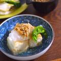 揚げない「揚げ出し豆腐」好評な副菜