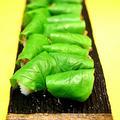 【母が作る】柿の葉寿司 by taroさん