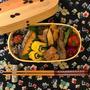 今日のお弁当・焼鮭弁当♪