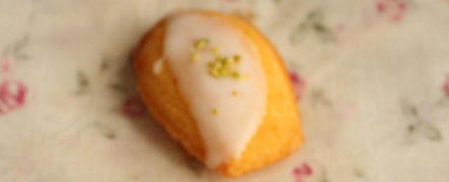 さわやかな香りが広がる♪レモンのマドレーヌ